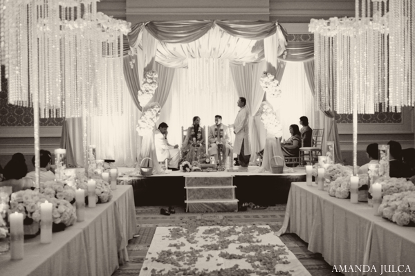 white,black,ceremony,mandap,indian wedding ceremony,indian wedding customs,ceremonial customs,black and white photography,traditional wedding rituals,traditional wedding customs,AMANDA JULCA