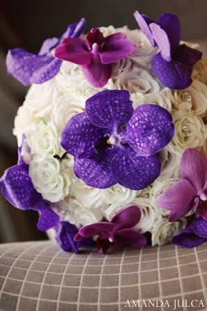 purple,bridal bouquet,indian wedding bouquet,AMANDA JULCA,indian bridal floral