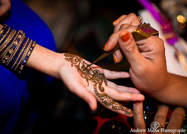Indian wedding mehndi sangeet photography in Coral Springs, Florida Indian Wedding by Andrew Milne Photography