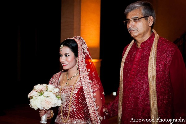 Indian wedding ceremony bouquet in San Francisco, California Indian Wedding by Arrowood Photography