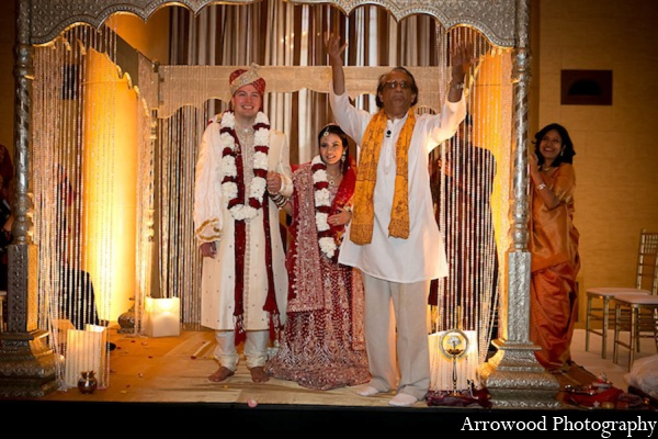 Indian wedding ceremony customs in San Francisco, California Indian Wedding by Arrowood Photography