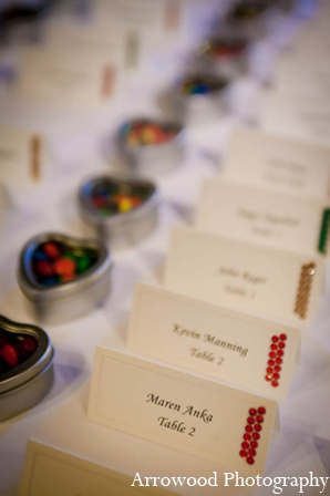Indian wedding favor in San Francisco, California Indian Wedding by Arrowood Photography