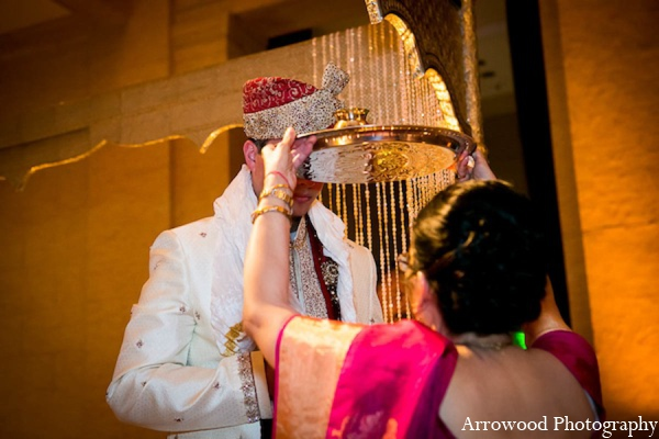 Indian wedding groom tradition in San Francisco, California Indian Wedding by Arrowood Photography