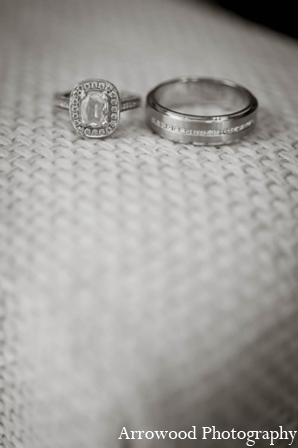 Indian wedding ring in San Francisco, California Indian Wedding by Arrowood Photography
