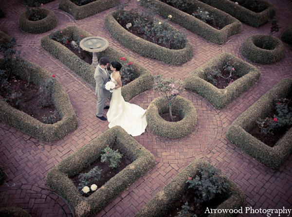 Indian wedding photography ideas in Adorable Indian Fusion Wedding by Arrowood Photography Burlingame, California