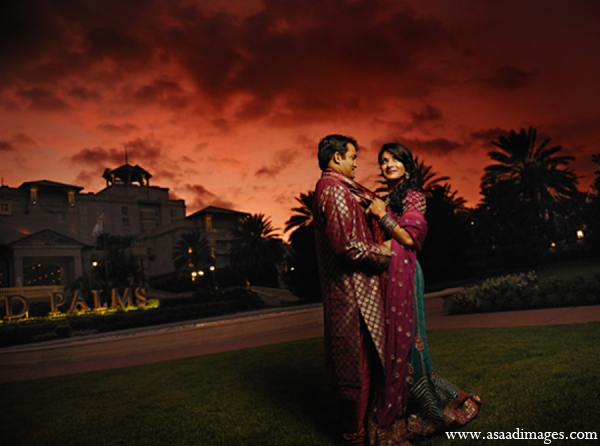 Indian wedding bride groom photo ideas in Orlando, Florida Indian Wedding by Asaad Images
