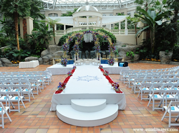 Indian wedding ceremony planning design in Orlando, Florida Indian Wedding by Asaad Images