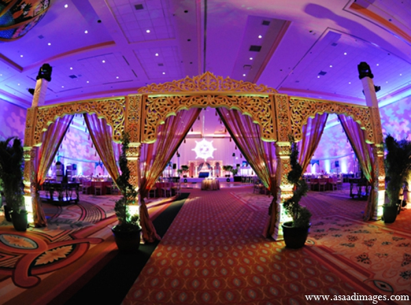 Dazzling Orlando, Florida Indian Wedding by Asaad Images