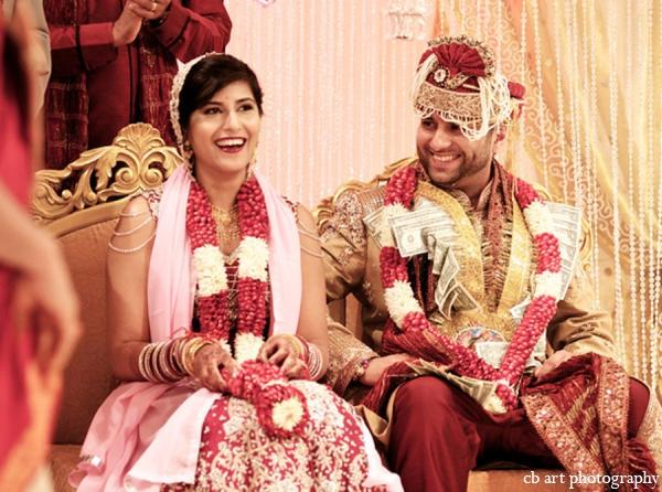 Indian wedding ceremony tradition bride groom