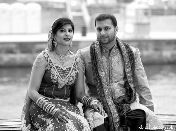 Indian wedding portrait photography