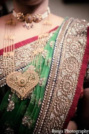 bridal fashions,bridal jewelry,traditional indian wedding,indian wedding traditions,Banga Photography
