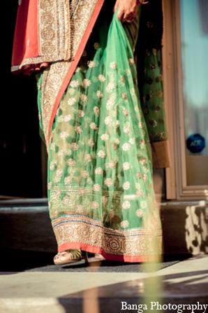 Indian wedding bridal sari in Toronto, Ontario Indian Wedding by Banga Photography