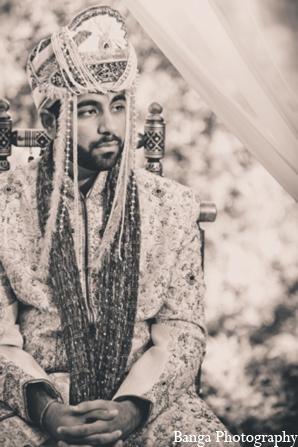 Indian wedding groom clothing in Toronto, Ontario Indian Wedding by Banga Photography
