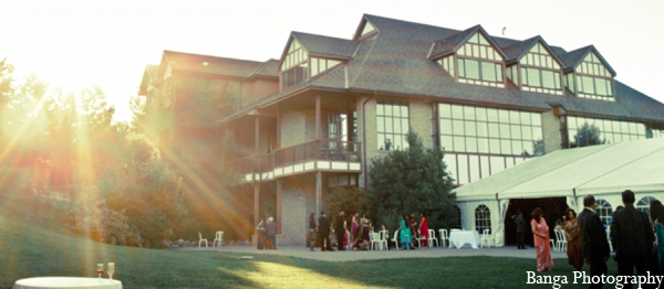Indian wedding outdoor venue in Toronto, Ontario Indian Wedding by Banga Photography