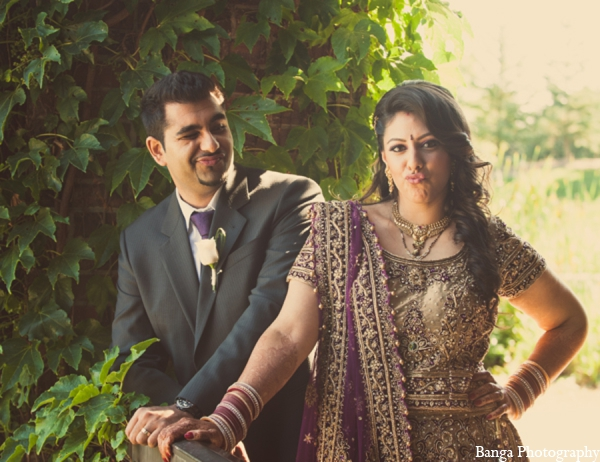 Indian wedding photos bride groom in Toronto, Ontario Indian Wedding by Banga Photography