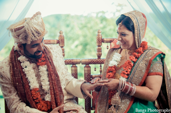 Indian wedding traditional ceremony in Toronto, Ontario Indian Wedding by Banga Photography