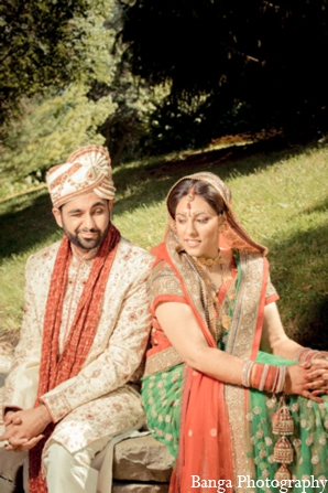 Indian wedding traditional outfits in Toronto, Ontario Indian Wedding by Banga Photography