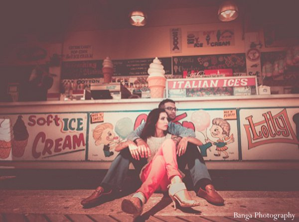 Indian wedding photography engagement in Sunday Sweetheart Winners ~ Bobby & Ameeta by Banga Photography