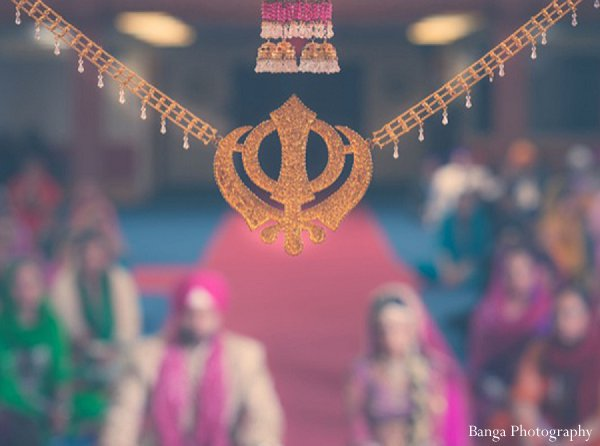 Indian wedding ceremony venue details in Glen Rock, NJ Indian Wedding by Banga Photography
