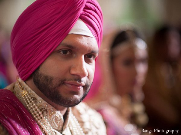 Indian wedding groom ceremony in Glen Rock, NJ Indian Wedding by Banga Photography