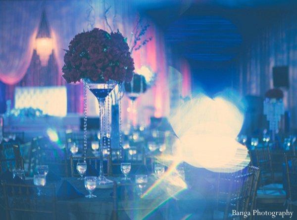 Indian wedding reception dc decor in Glen Rock, NJ Indian Wedding by Banga Photography