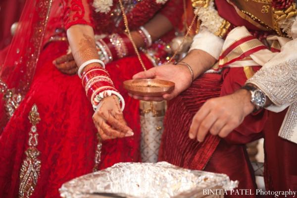 Hindu wedding traditions in Woburn, MA Indian Fusion Wedding by Binita Patel Photography