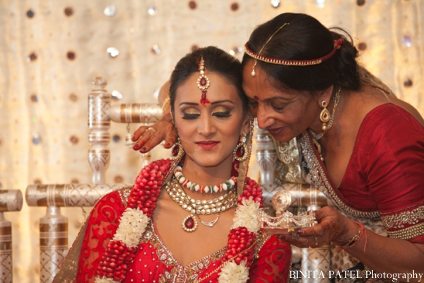 Indian bridal jewelry in Woburn, MA Indian Fusion Wedding by Binita Patel Photography