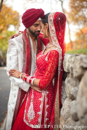 Indian wedding clothes in Woburn, MA Indian Fusion Wedding by Binita Patel Photography