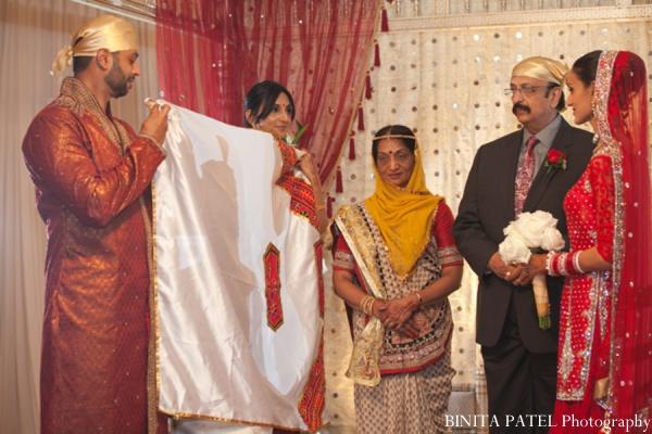 Indian wedding customs in Woburn, MA Indian Fusion Wedding by Binita Patel Photography