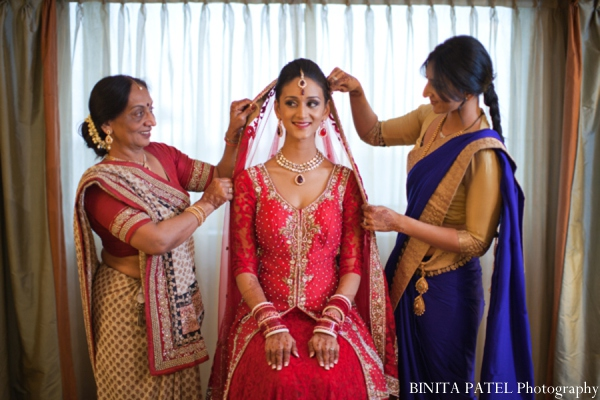 Indian wedding fashion in Woburn, MA Indian Fusion Wedding by Binita Patel Photography