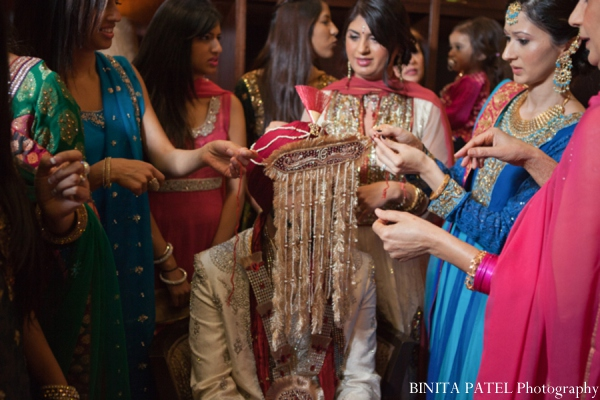 Indian wedding groom traditions in Woburn, MA Indian Fusion Wedding by Binita Patel Photography