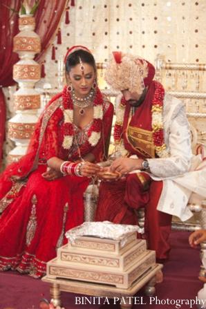 Indian wedding ideas in Woburn, MA Indian Fusion Wedding by Binita Patel Photography