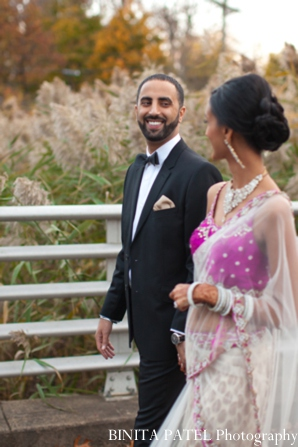 Indian wedding photo ideas in Woburn, MA Indian Fusion Wedding by Binita Patel Photography