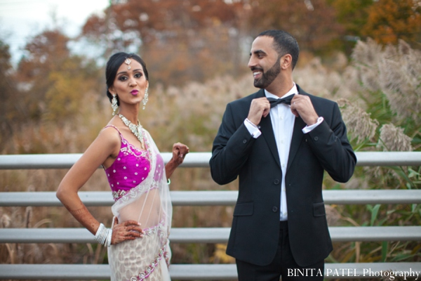 Indian wedding photographer in Woburn, MA Indian Fusion Wedding by Binita Patel Photography