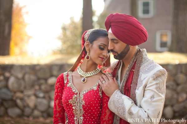 Indian wedding photos in Woburn, MA Indian Fusion Wedding by Binita Patel Photography