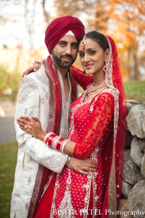 Indian wedding style in Woburn, MA Indian Fusion Wedding by Binita Patel Photography