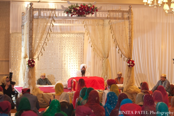 Sikh wedding venues in Woburn, MA Indian Fusion Wedding by Binita Patel Photography