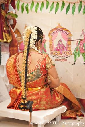 indian wedding bridal hair inspiration