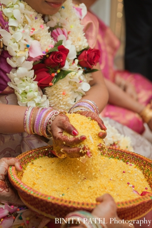 yellow,ceremony,indian wedding ceremony,traditional customs and rituals,indian wedding rituals,BINITA PATEL Photography,wedding ceremony traditions
