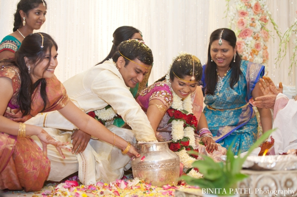 Indian wedding traditional ceremony customs in Boston, Massachusetts Indian Wedding by Binita Patel Photography