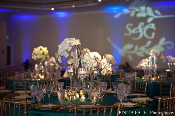 Indian wedding floral decor inspiration ideas in Boston, Massachusetts Indian Wedding by Binita Patel Photography