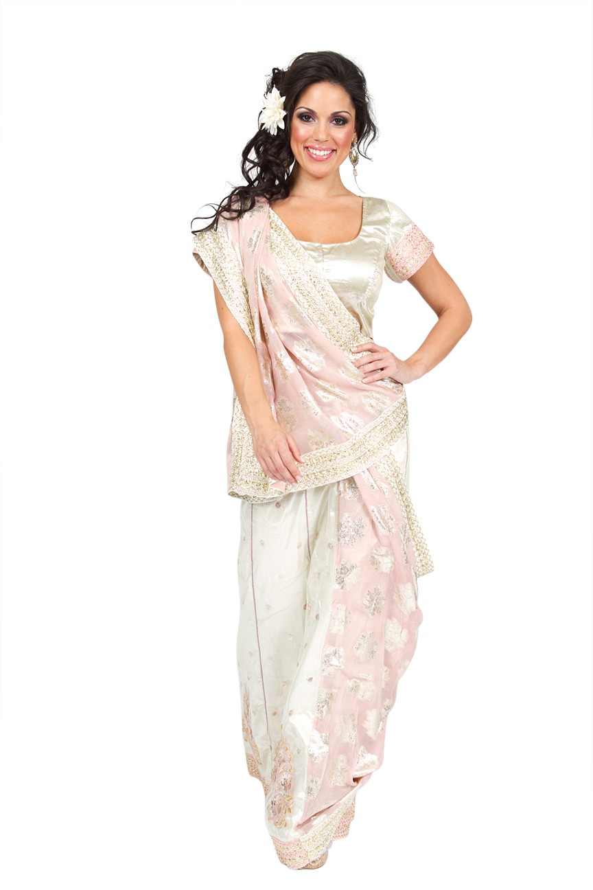 Pretty-petals-saree