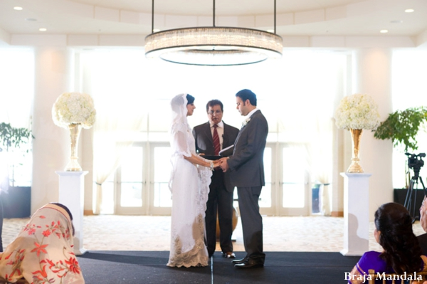 Indian wedding traditional muslim ceremony customs in San Diego, California Indian Wedding by Braja Mandala Wedding Photography