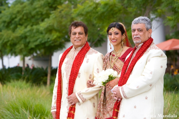 indian wedding traditional hindu outdoor ceremony
