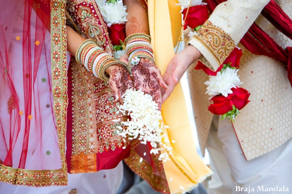 Indian wedding traditional hindu outdoor ceremony in San Diego, California Indian Wedding by Braja Mandala Wedding Photography