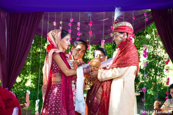 Indian-wedding-bride-groom-mandap