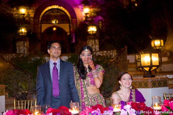 Indian-wedding-bride-groom-reception