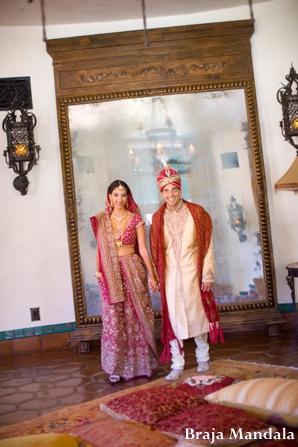 Indian-wedding-couple-bride-goom-portrait