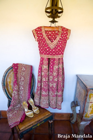 Indian-wedding-lengha-ceremony-bridal