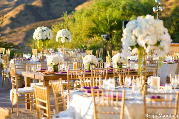 Indian-wedding-reception-outdoor-table-setting-flora